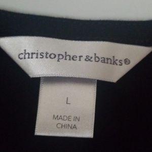 Christopher & Banks Tops - Christopher & Banks Tank Top